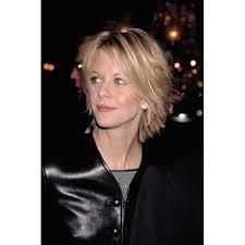 how to cut meg ryan youve got mail hairstyle meg ryan at the new york premiere of youve got mail canvas art 16