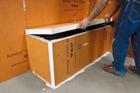 schluter kerdi board kerdi board panels building panels