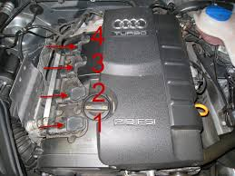 2007 audi a4 turbo replacement audi a4 b7 2 0t coil pack replacement europa parts