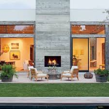 Indoor Outdoor Wood Fireplace Double Sided - best 25 outdoor fireplaces ideas on pinterest diy outdoor