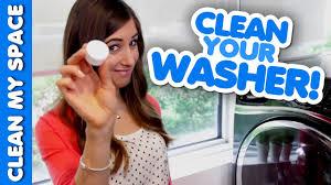 clean your washing machine clean my space u0026 affresh youtube