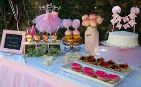 tutu cute baby shower