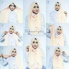 tutorial hijab pashmina untuk anak sekolah tutorial hijab pashmina edisi lebaran tutorial hijab paling dicari