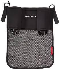 amazon com maclaren lightweight storage bag cardinal charcoal
