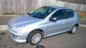 peugeot 206 2007 peugeot 206 silver 5door nigomart classified ads