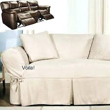 Reclining Sofa Slipcover Awesome Reclining Covers And 3 Recliner Cover Leather