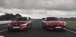 lexus rc f vs bmw m4 drag race video lexus rc f challenges bmw m4 bmwcoop