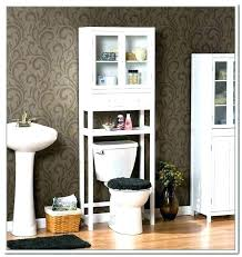 Bathroom Storage Above Toilet Bathroom The Toilet Storage Cabinets S Bathroom Storage