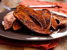 yams with toasted spice rub recipe michael chiarello food network