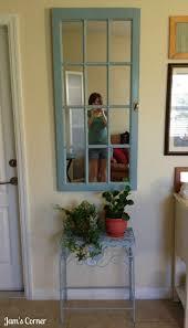 Window Mirror Decor by 34 Best Mirror Makeover Images On Pinterest Mirror Makeover Diy