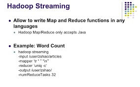 Java Map Example Hadoop Hive Pig Open Source Solutions For Huge Data Sets Ppt