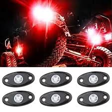 Rigid Rock Lights Off Road Rock Lights Amazon Com
