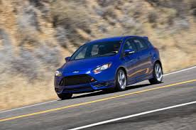 2014 ford focus st blue meet the who tests the ford st focus st on the ring