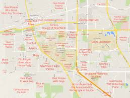 Colorado College Campus Map by A Judgmental Map Of Boulder Cothe Black Sheep