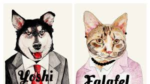 animal and pet portraits great christmas gifts by michael