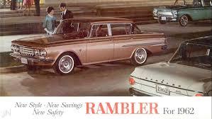 rambler car for sale ghost find 1962 rambler classic