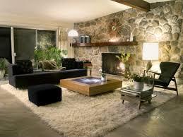 Contemporary Small Living Room Ideas Rock Wall Living Room Ideas Living Room Decoration