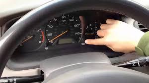 2000 honda accord srs light reset honda accord 6th generation reset maintenance light easy