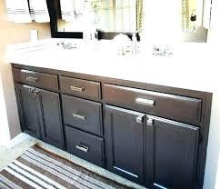 Bathroom Cabinet Hardware Ideas Bathroom Cabinet Knobs Cabinet Hardware Bathroom Cabinet Door Knob