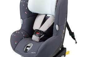 siege auto isofix bebe confort reportage bébé confort milofix sécurange le