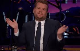 Clapping Meme - sarcastic james corden gif by the late late show with james corden