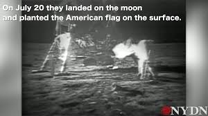 American Flag On The Moon Buzz Aldrin Reveals The True Story Behind The Most Iconic Moon