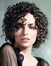 bohemian short curly hairstyles for black women