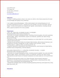 luxury bookkeeper resume formal letter
