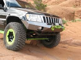 custom jeep bumper new incline winch bumper now available for wj jeeps