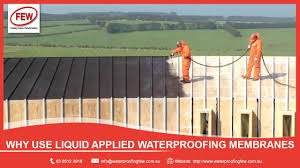 why use liquid applied waterproofing membranes youtube