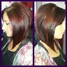 a line bob hairstyles pictures front and back a line haircuts in a line haircut previous next hairstyle