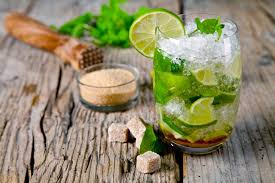 mojito cocktail mix mojito lima next sugar blocks mint glass cocktail drink hd wallpaper