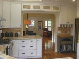 Painting Kitchen Cabinets Before And After by Paint Kitchen Cabinets White Before And After Gramp Us