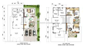 single storey semi detached house floor plan breathtaking single detached house floor plan gallery exterior