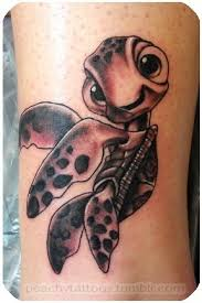 finding nemo 4 u20e34 u20e3 disney inspired tattoos to bring out your u2026