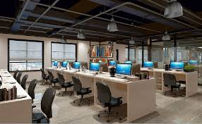 home office office space design trends creative office space