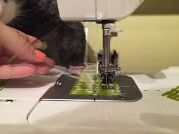 dc modern quilt guild tips for sewing with vinyl with leah b