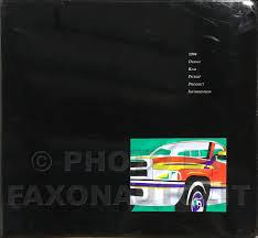 1994 dodge ram pickup truck original owner u0027s manual gas