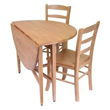 Chairs For Small Spaces by Round Drop Leaf Dining Table For Small Space Decofurnish