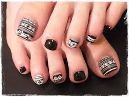 37 pedicure nail designs that will your mind