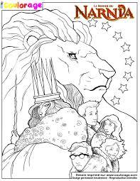 Coulorage  Dessin et coloriage du monde de Narnia à imprimer