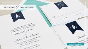 nautical wedding invitations knots pearls nautical wedding invitations and paper goods