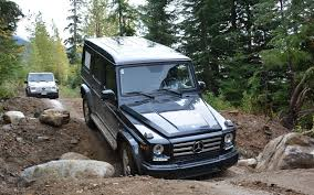 mercedes jeep 2016 hitting the trails with the mercedes benz g 550 the car guide