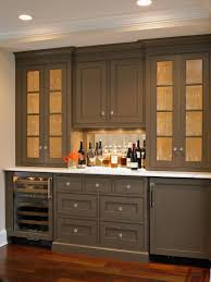 Repainting Kitchen Cabinets Ideas Brown Painted Kitchen Cabinets