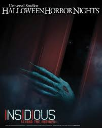 halloween horror nights promo universal studios hollywood unleashes u201cinsidious beyond the