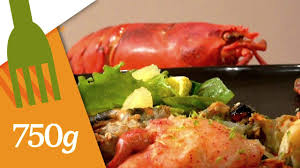 comment cuisiner un homard congelé cuire un homard à la plancha 750 grammes