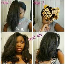 roller set relaxed hair best 25 roller set ideas on pinterest roller set hairstyles