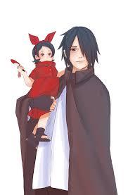 sasuke and sasuke and sarada part 4 by fey rayen on deviantart