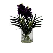 vanda orchid vanda orchid with roots silk by design
