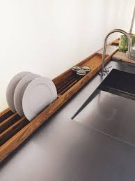 Best  Dish Drying Racks Ideas On Pinterest Traditional Dish - Kitchen sink plate drainer